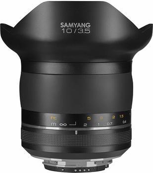 Samyang XP 10mm f3.5 Nikon F