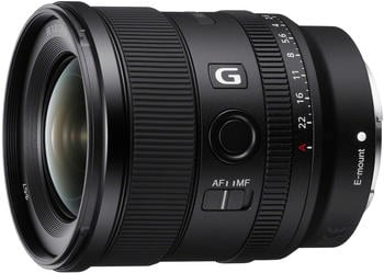 Sony 20mm f1.8 FE G