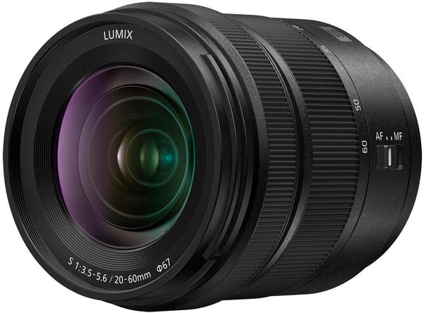 Panasonic Lumix S Ultra 20-60mm f3.5-5.6