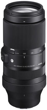 Sigma 100-400mm f5-6.3 DG DN OS Contemporary Sony E