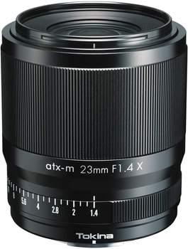 Tokina atx-m 23 mm F1,4 Fuji X