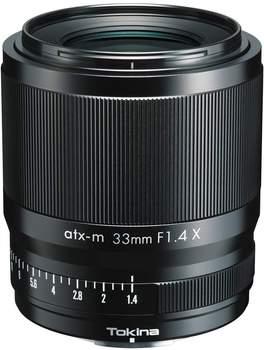 Tokina atx-m 33 mm F1,4 Fuji X