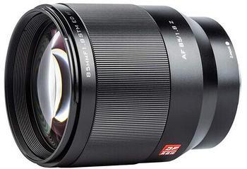 JYC Viltrox AF 85mm f1.8 MK II Nikon Z
