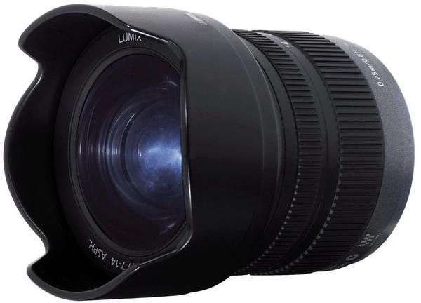 Panasonic Lumix G Vario 7-14mm f4.0 Aspherical (H-F007014E)