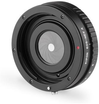 Kipon Objektivadapter Canon EF auf Sony NEX