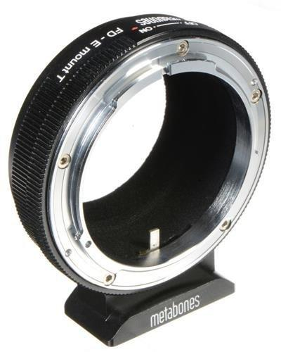 metabones Adapter Canon FD/Sony E-Mount