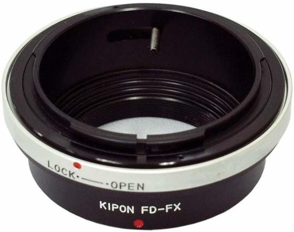 Kipon Canon FD/Fuji X