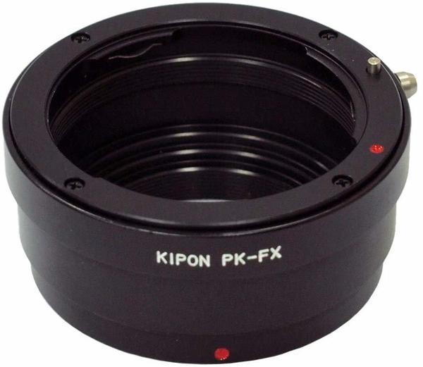 Kipon Pentax K/Fuji X