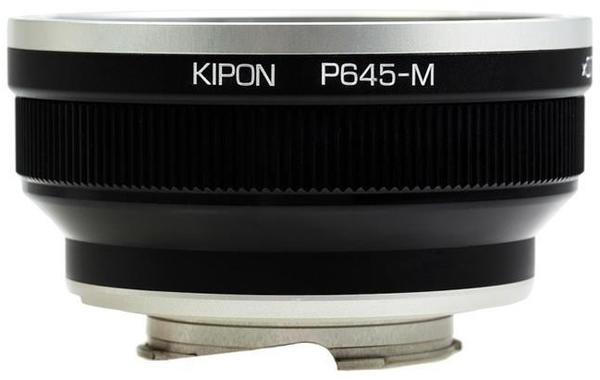 Kipon Baveyes Adapter Pentax 645Leica M