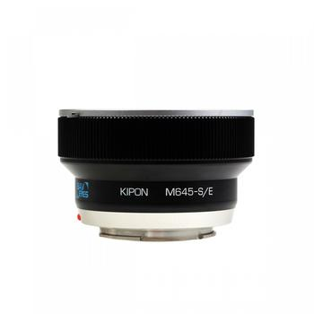 Kipon Baveyes Adapter Mamiya 645/Sony E (0.7x)