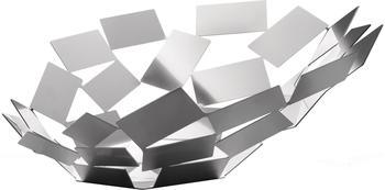Alessi La Stanza dello Scirocco Tafelaufsatz silber
