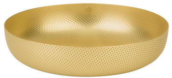 Alessi Round Basket with Relief Decoration 21cm