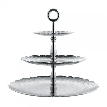 Alessi Cake Stand 3 dishes