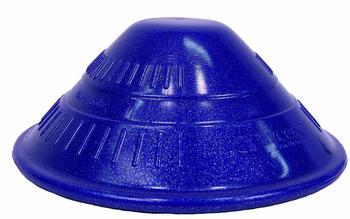 Vitility Schraubdeckel Öffner 11 cm Blau