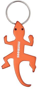 Munkees Flaschenöffner Lizard orange Stahl 6,6 cm
