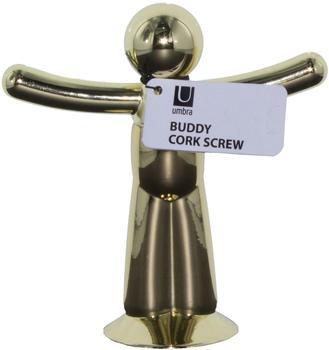 Umbra Flaschenöffner Buddy Gold