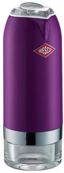 Wesco Öl/Essig-Spender brombeer