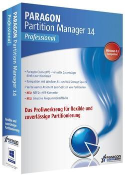 Paragon Partition Manager 14 Professional (DE) (Win)