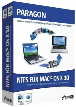 Paragon NTFS für Mac 10 (DE) (Mac)