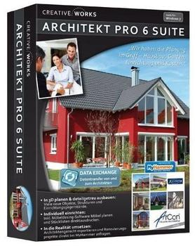 Globell Creative Works Architekt Pro 6 Suite (Win) (DE)