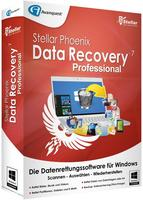 Avanquest Stellar Phoenix Windows Data Recovery 7 Professional (Datenrettungssoftware) - Für Windows