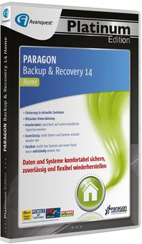 Paragon Backup & Recovery 14 Home - Avanquest Platinum Edition (DE) (Win)