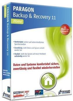 Paragon Backup & Recovery 11 Family (DE) (Win)