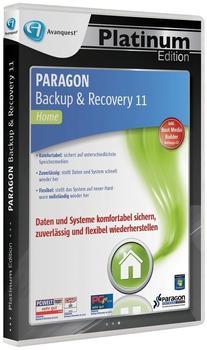 Paragon Backup & Recovery 11 Home (DE) (Win)
