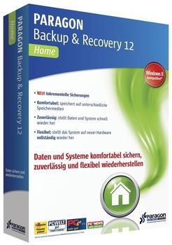 Paragon Backup & Recovery 12 Home (DE) (Win)