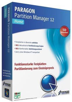 Paragon Partition Manager 12 Home (DE)