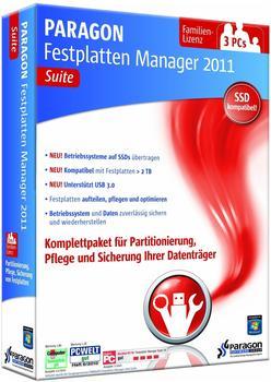 Paragon Festplatten Manager 2011 Suite (DE)