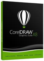 CorelDRAW Graphics Suite X8 deutsch