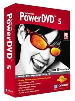 Cyberlink Power DVD 5 Standard ML Win