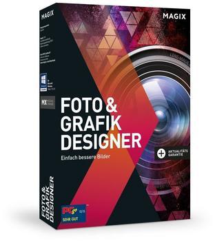 Magix Foto & Grafik Designer 12 (DE)
