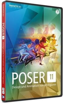 Smith Micro Software Poser 11 (DE) (Win/Mac)