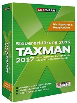 haufe-taxman-2017-fuer-rentner-pensionaere-dvd-rom