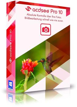 ACD Systems ACDsee Pro 10 (DE) (Box)