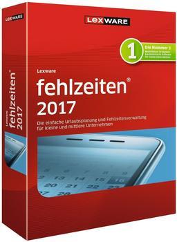 Lexware Fehlzeiten 2017 Standard (Box)
