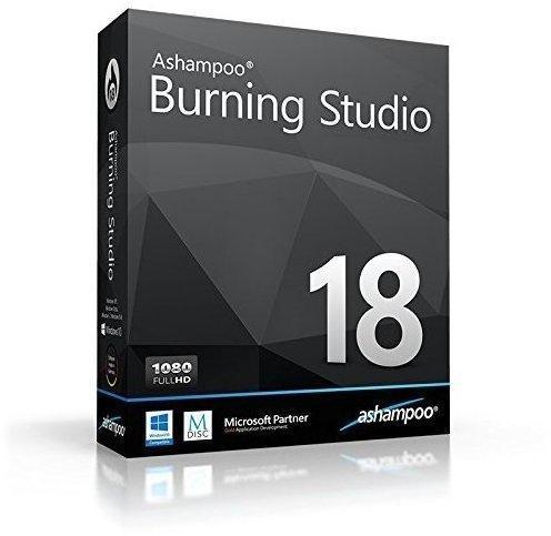 Ashampoo Burning Studio 18