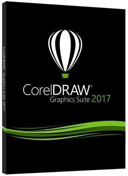 Corel CorelDRAW Graphics Suite 2017 DE Win