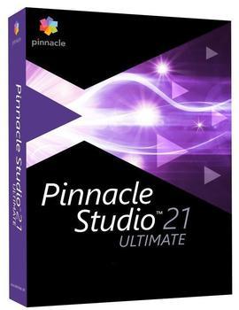 Corel Pinnacle Studio 21 Ultimate (DE) (Box)