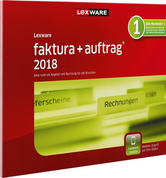 Lexware Faktura + Auftrag 2018 (FFP)