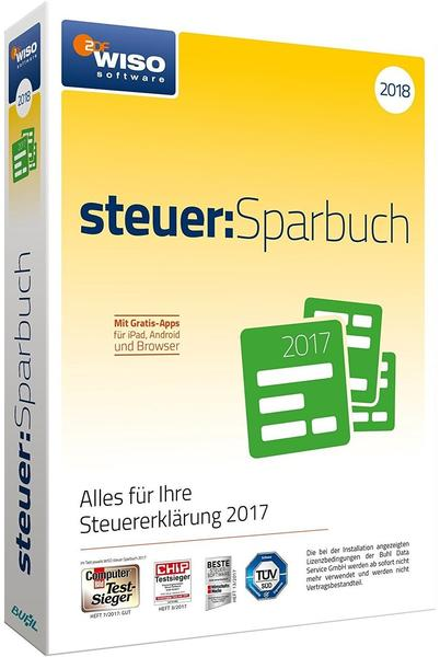 Buhl WISO Steuer:Sparbuch 2018 (Box)