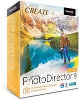Cyberlink PhotoDirector 9 Ultra DE Win Mac