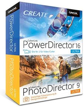 CyberLink PowerDirector 16 Ultra & PhotoDirector 9