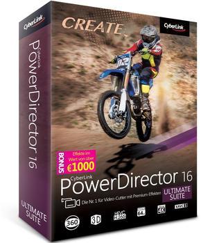 Cyberlink PowerDirector 16 Ultimate Suite