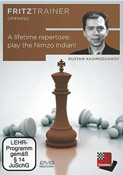 ChessBase A lifetime repertoire: play the Nimzo Indian!