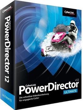 CyberLink PowerDirector 12 Ultimate (DE) (Win)