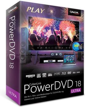 CyberLink PowerDVD 18 Ultra (DE) (Box)