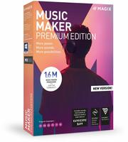 Magix Music Maker Premium Edition 2019 Originallizenz Download
